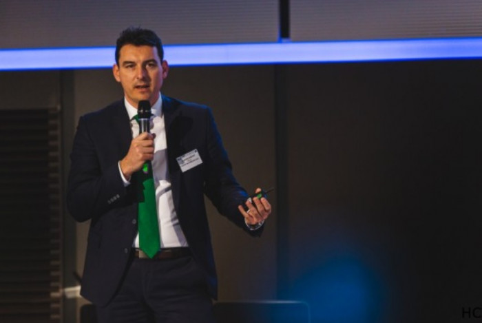 Peter was a speaker at the conference Effective Hospital 2019